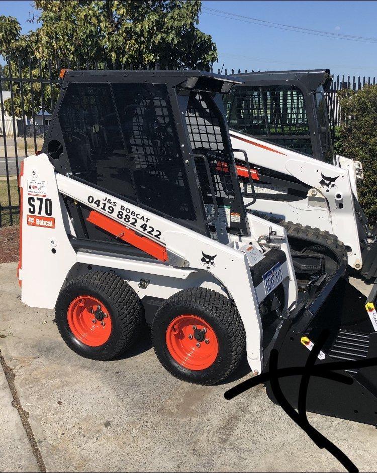 jsbobcat bobcat hire perth newest bobcat