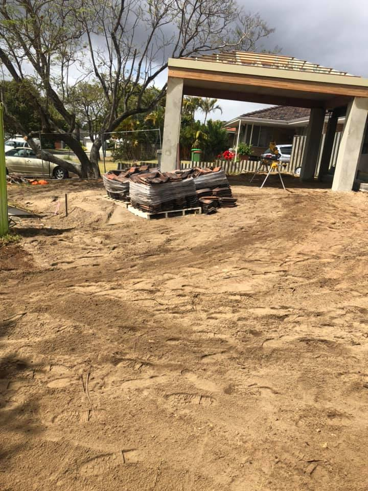 J & S Truck and Bobcat land preparation and subdivision